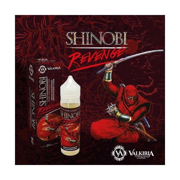 Shinobi Revenge aroma shot per sigaretta elettronica