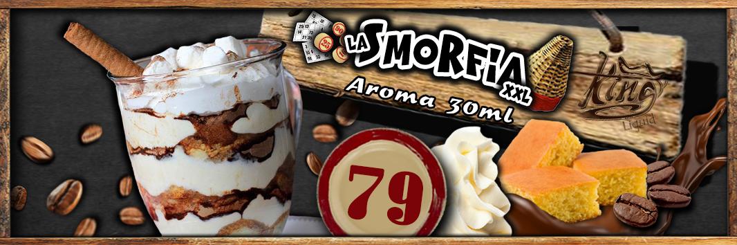 La Smorfia XXL N.79 Aroma