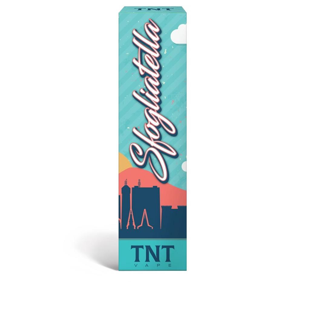 La Sfogliatella il nuovo aroma della TNT Vape
