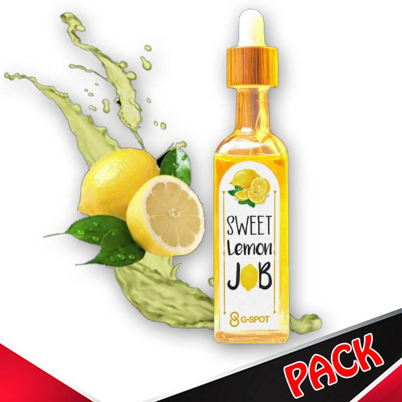 G-spot Sweet Lemon Jobpacchetto comleto