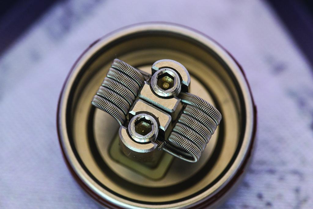 Breakill's Flavour Stapled 0,4 Ohm resistenza sigaretta elettronica