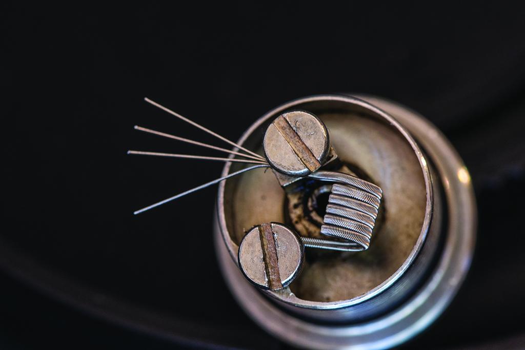 Breakill's MTL BF Stapled 2mm resistenza complessa sigaretta elettronica