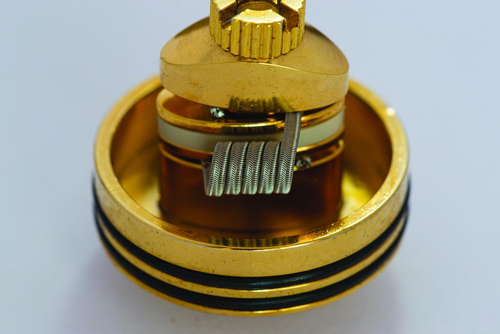 Breakill's Cloud Triple Core 0,14 Ohm resistenza complessa sigaretta elettronica