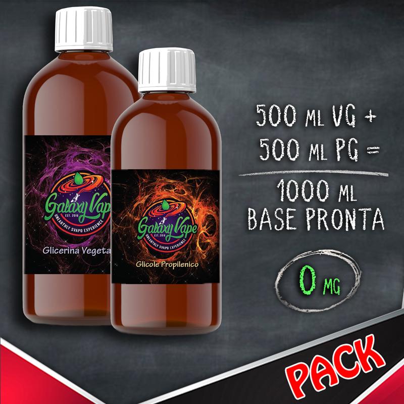 Base pronta liquidi fai da te come diluire liquidi basi aromi e nicotina Come diluire liquidi basi aromi e nicotina 1000 a zero