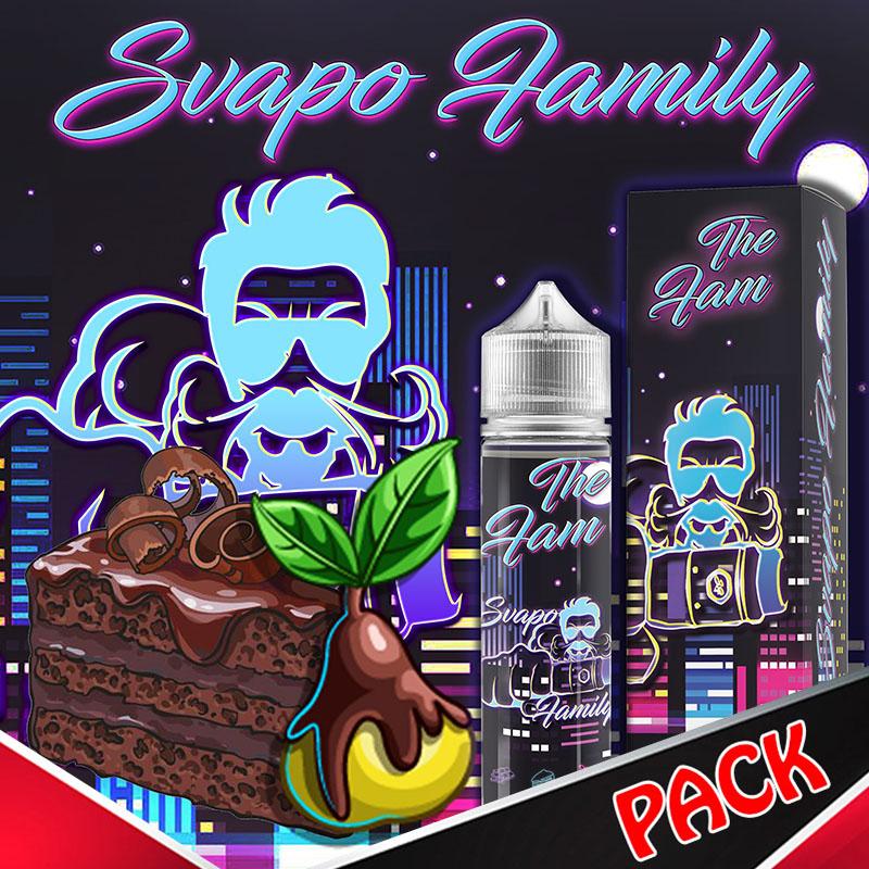 The Fam Svapo Family Gruppo Facebook pacchetto completo