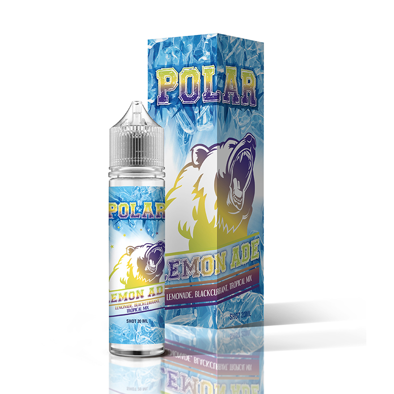 TNT Vape Polar Lemon Ade Aroma 20 ml Liquido per Sigaretta Elettronica