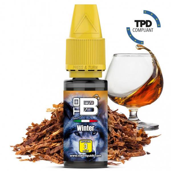 Tob Winter liquido pronto nicotina