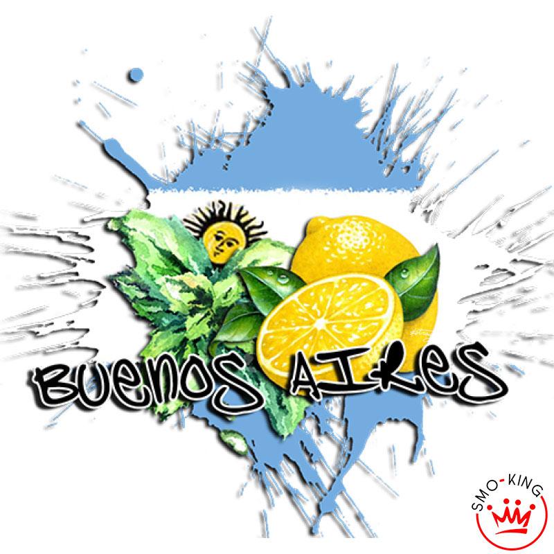 Una spremuta di Limone rinfrescata dalla menta vi porterà direttamente a Buenos aires