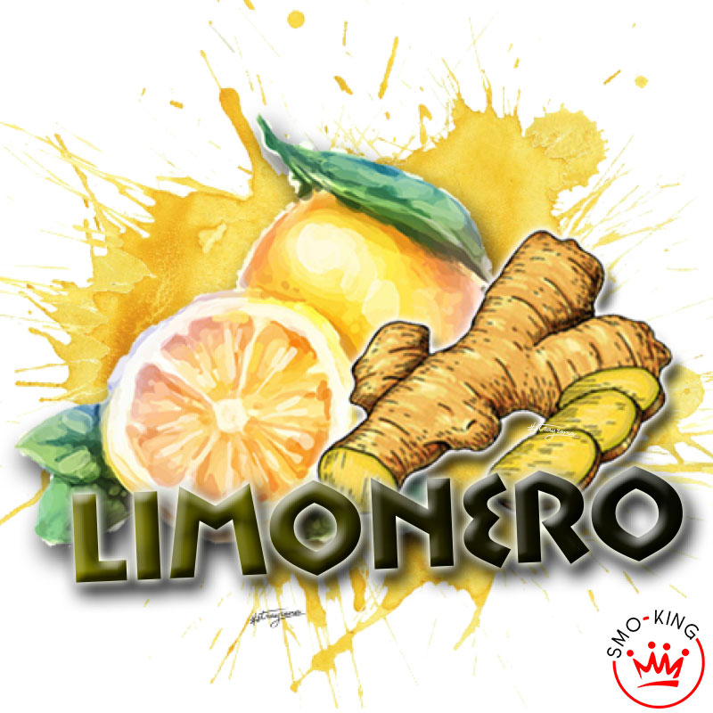Limone e Zenzero si sono fusi nel limonero per creare qualcosa di nuova