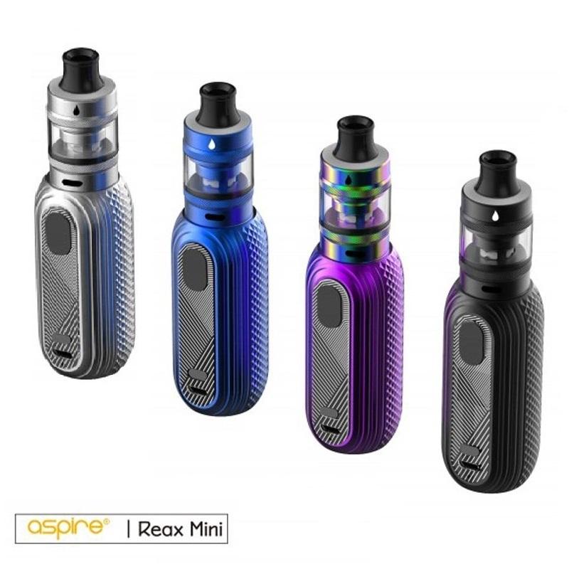 Acquista il nuovo Kit Reax Mini prodotto da Aspire