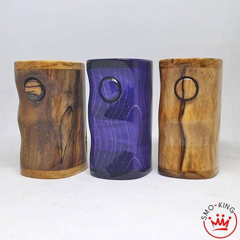 Le box mod in legno stabilizzato più piccole del mercato