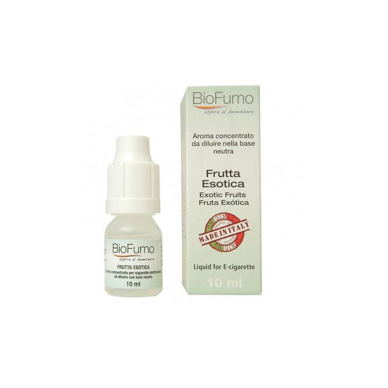 Biofumo Frutta esotica Aroma 10 ml un aroma concentrato per le vostre sigarette elettroniche