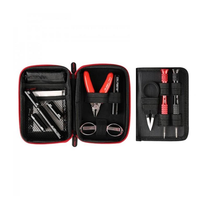 Acquista su smo-king il Kit per rigenerazione dell'atomizzatore della tua Sigaretta Elettronica Coil Master DIY Mini V1