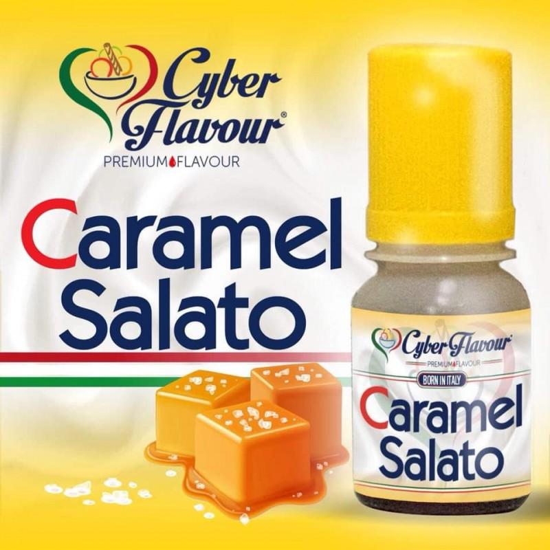 Un aroma al caramello salato dal gusto eccezionale