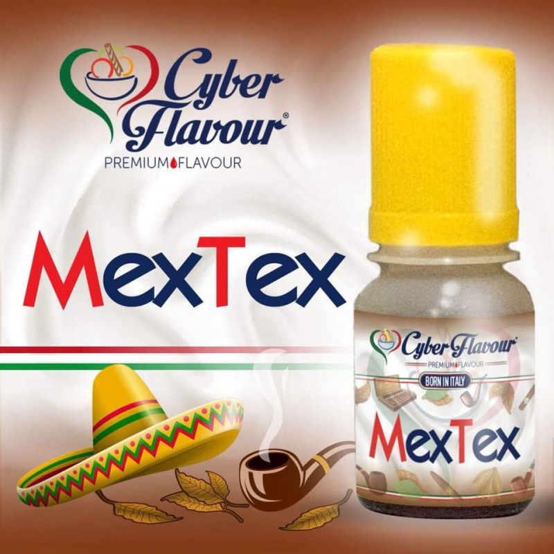 Il nuovo aroma al tabacco creato da Cyber Flavour