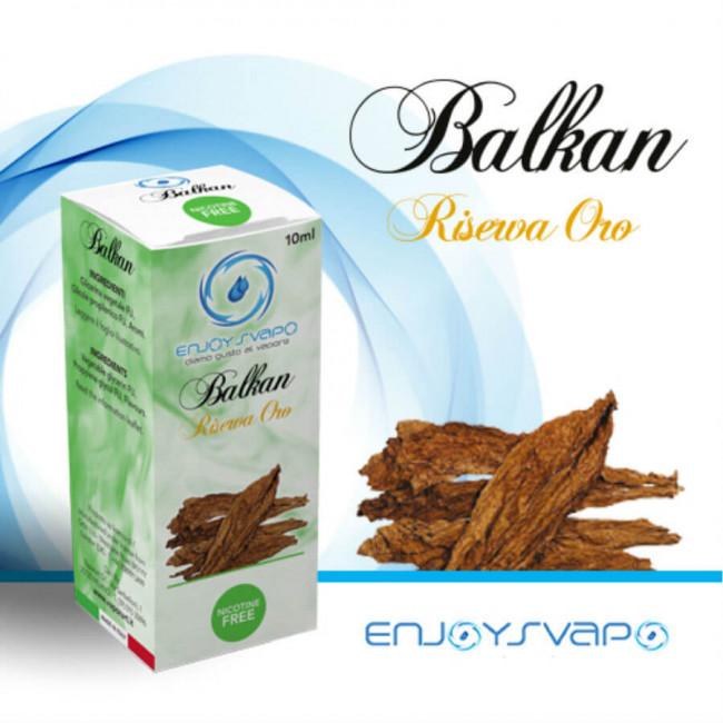 Il Liquido Pronto 10 ml Enjoysvapo Balkan per sigaretta elettronica arriva su Smo-king shop