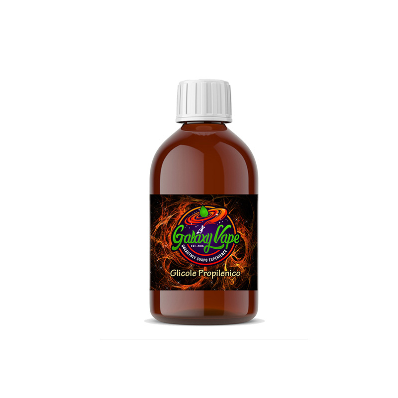 Galaxy Vape base neutra, Glicole Propilenico per aggiungerlo alle tue basi