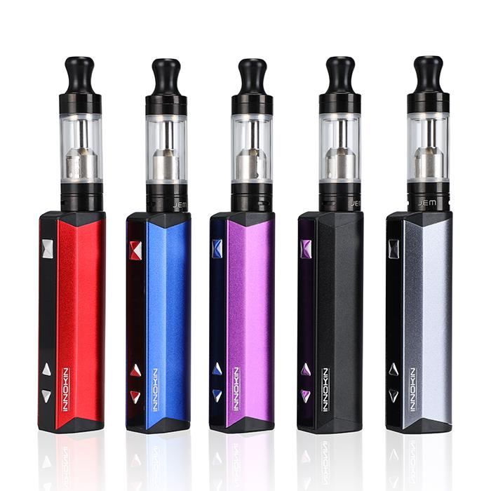 Acquista il Kit Completo Innokin Jem Sigaretta Elettronica per smettere di fumare da Smo-king