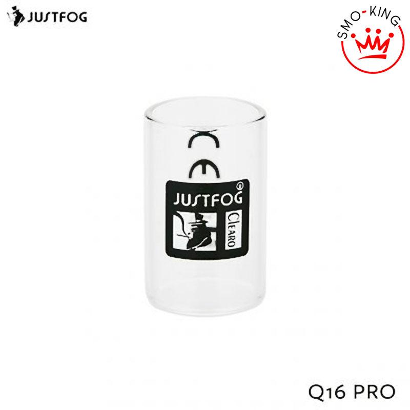 Vetro ricambio Justfog Q16 Pro kit sigaretta elettronica