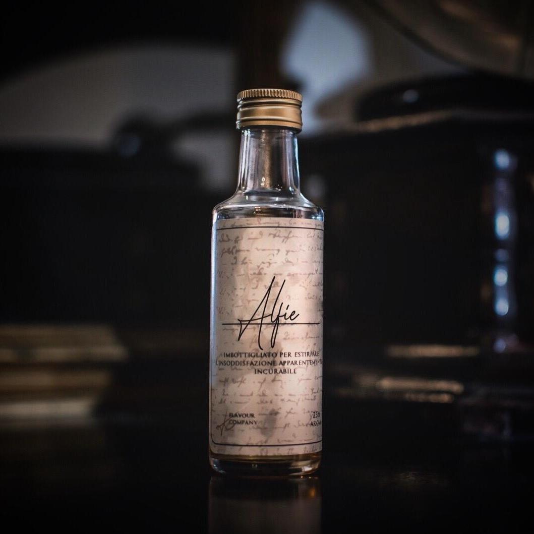 Il nuovo Liquido di Kflavour alla prugna