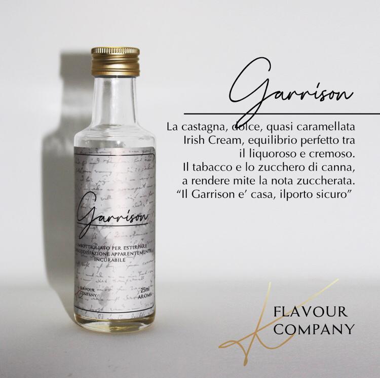 Garrison by K flavour