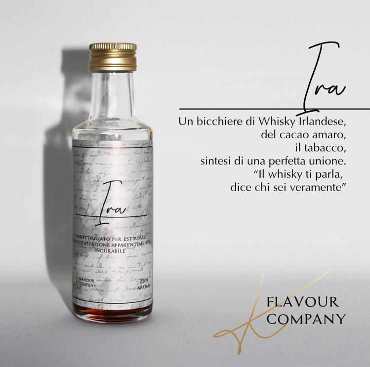 Tabacco whisky e cacao amaro. Combinazione perfetta