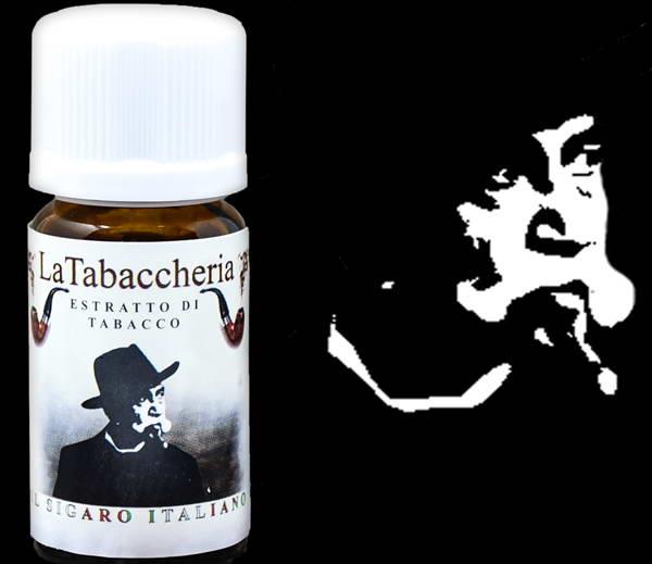 Il nuovo sigaro italiano creato dalla tabaccheria