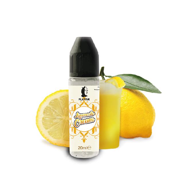 Lop Limoncello Cream Aroma 20 ml un aroma con il vero sapore della crema di limoncello