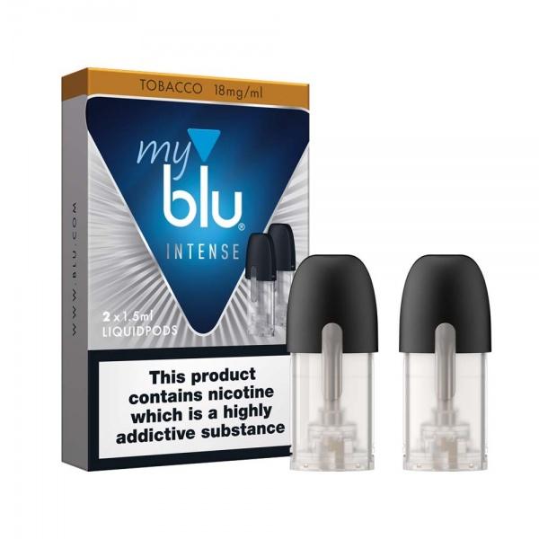 Intense Tobacco di Myblu