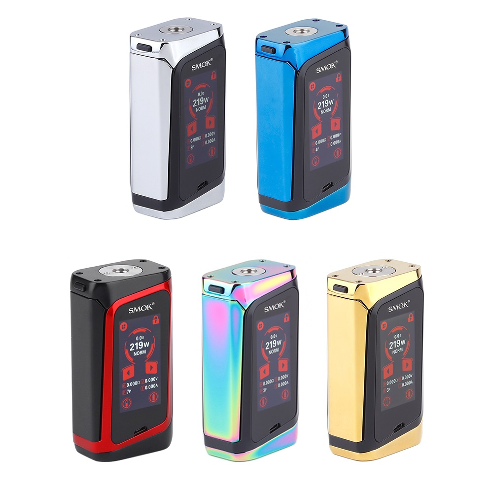 La nuova box mod super potente di Smok