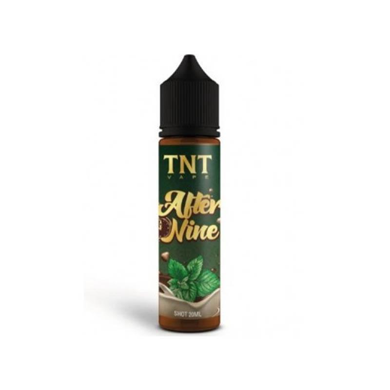 TNT Vape After Nine Aroma 20 ml con Cioccolato amaro e Menta