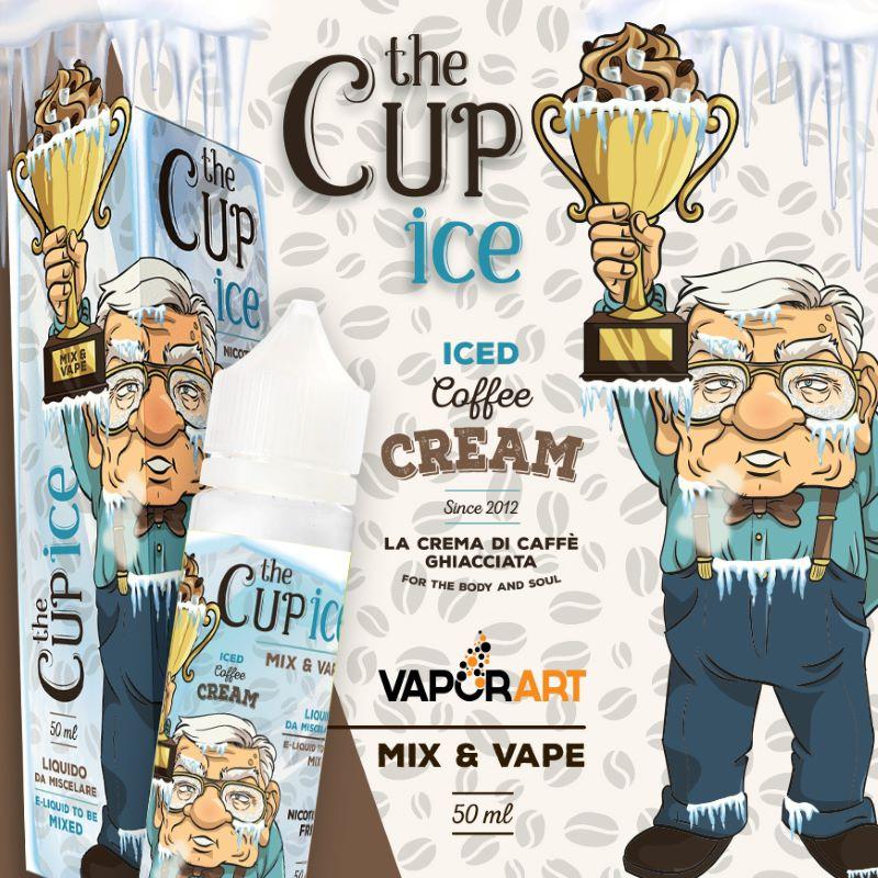 Il nonnino ghiacciato è tornato con crema di caffè fresca