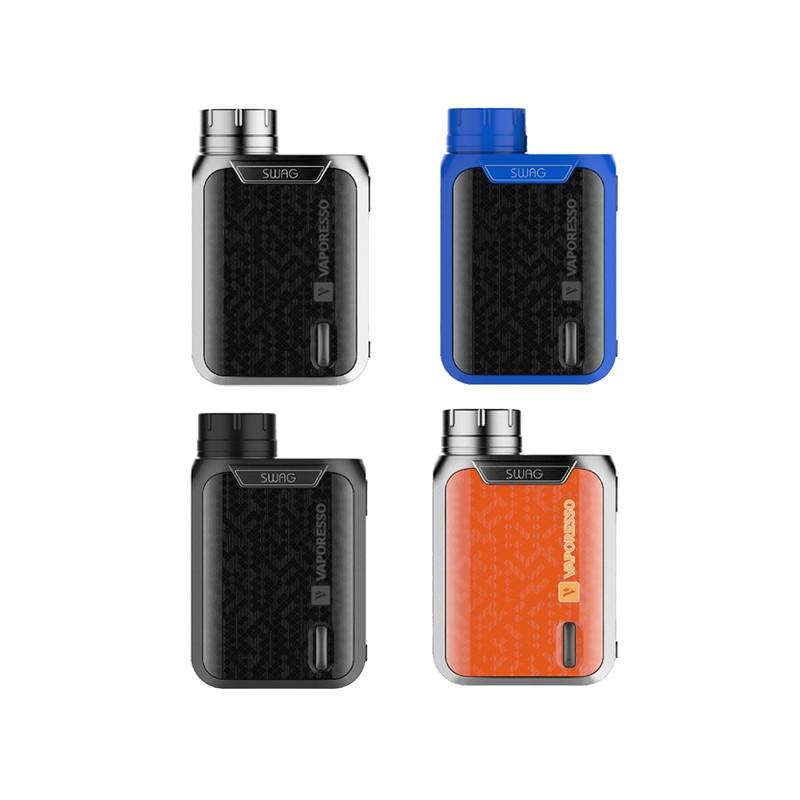 acquista su Smo-king shop online la box mod Vaporesso Swag 80W per svapare liquidi per sigaretta elettronica