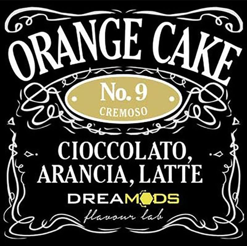 Drea Mods Butter Snack No.9 Aroma 10ml con cioccolato, arancia e latte