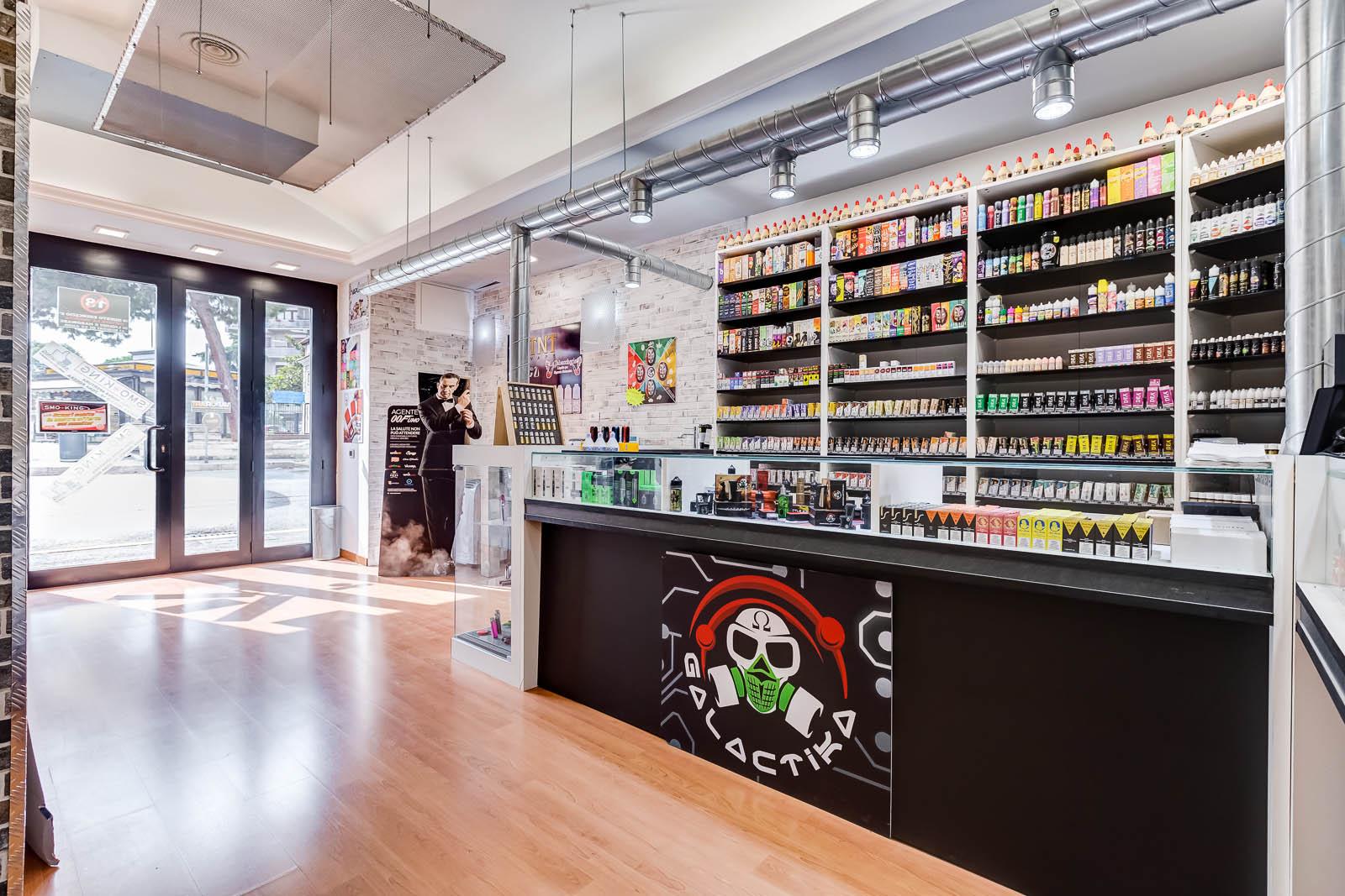 smettere di fumare negozio di sigarette elettroniche roma