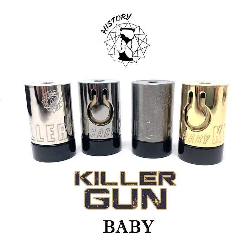 Tuco meccanico History Mod Killer Gun Baby in versione per batteria 18350