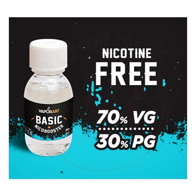 Base pronta Vaporart Nicobooster Basic 70/30 80 ml