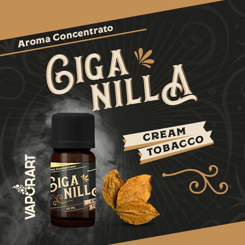 Vaporart Aroma Concentrato Ciga Nilla 10 ml Liquido per Sigaretta Elettronica
