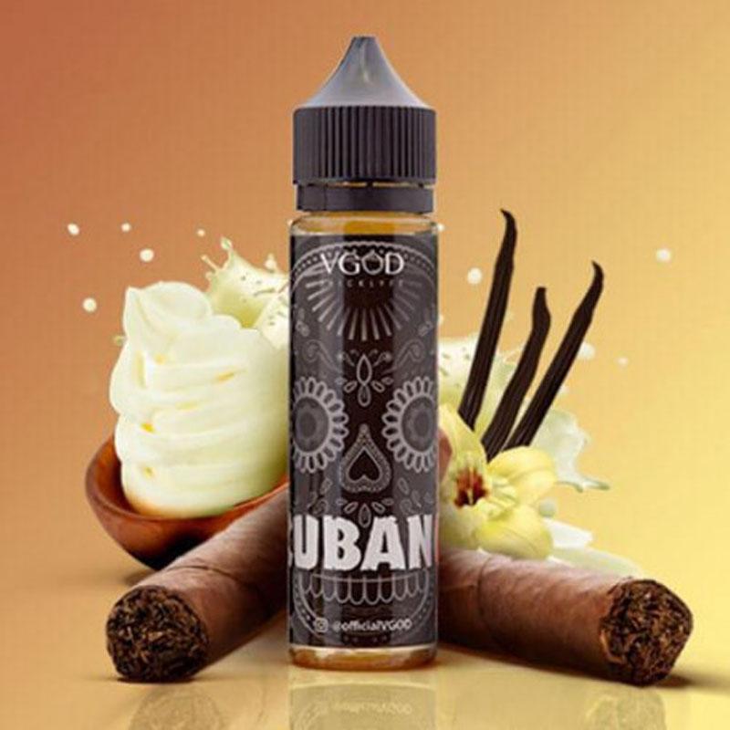 VGOD Cubano 50 ml Mix Liquido Sigaretta Elettronica