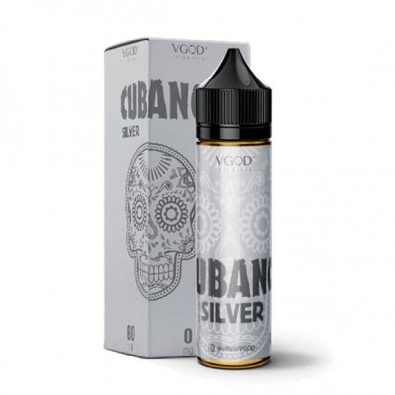 VGOD Cubano Silver 50 ml Mix Liquido Sigaretta Elettronica