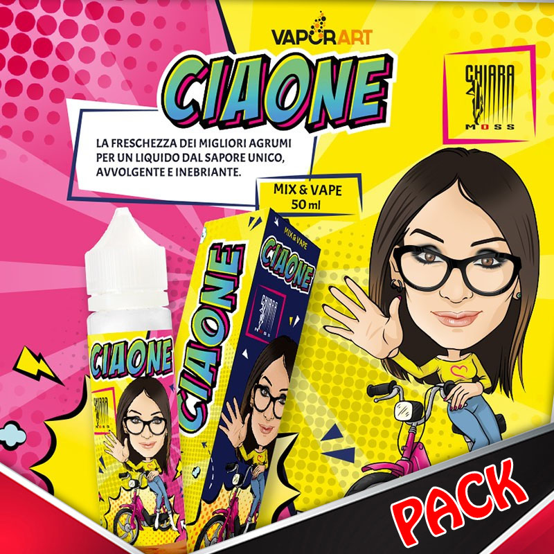 Vaporart Ciaone Pack