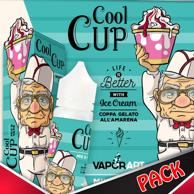 Vaporart Cool Cup Pack