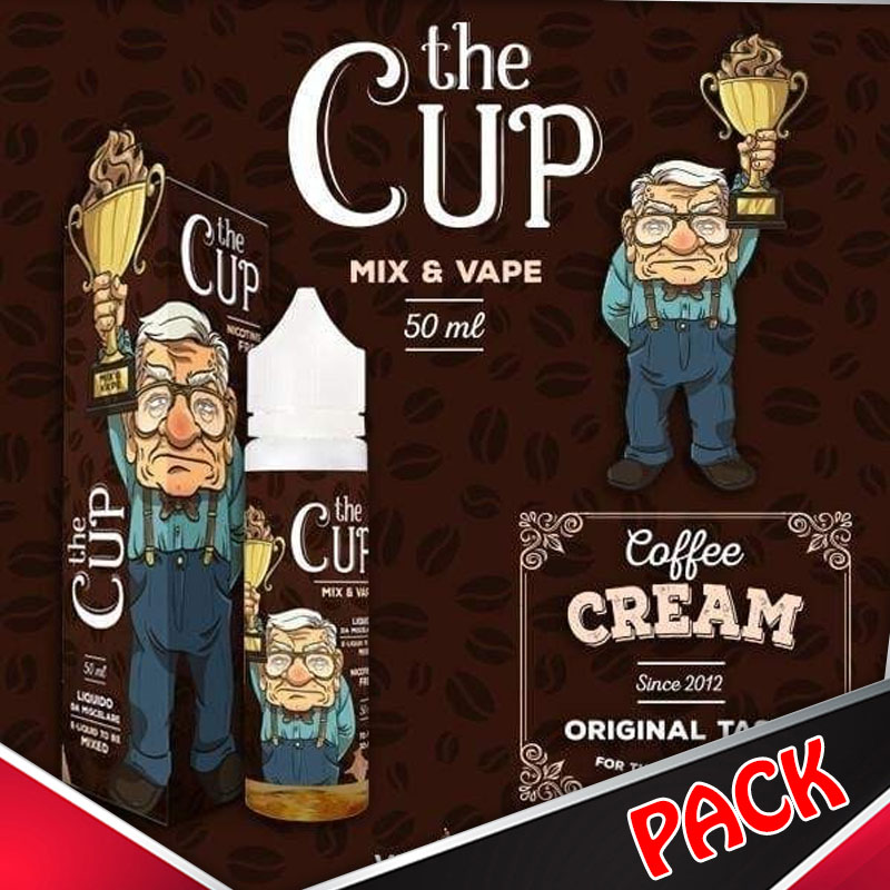 Vaporart The Cup Pack