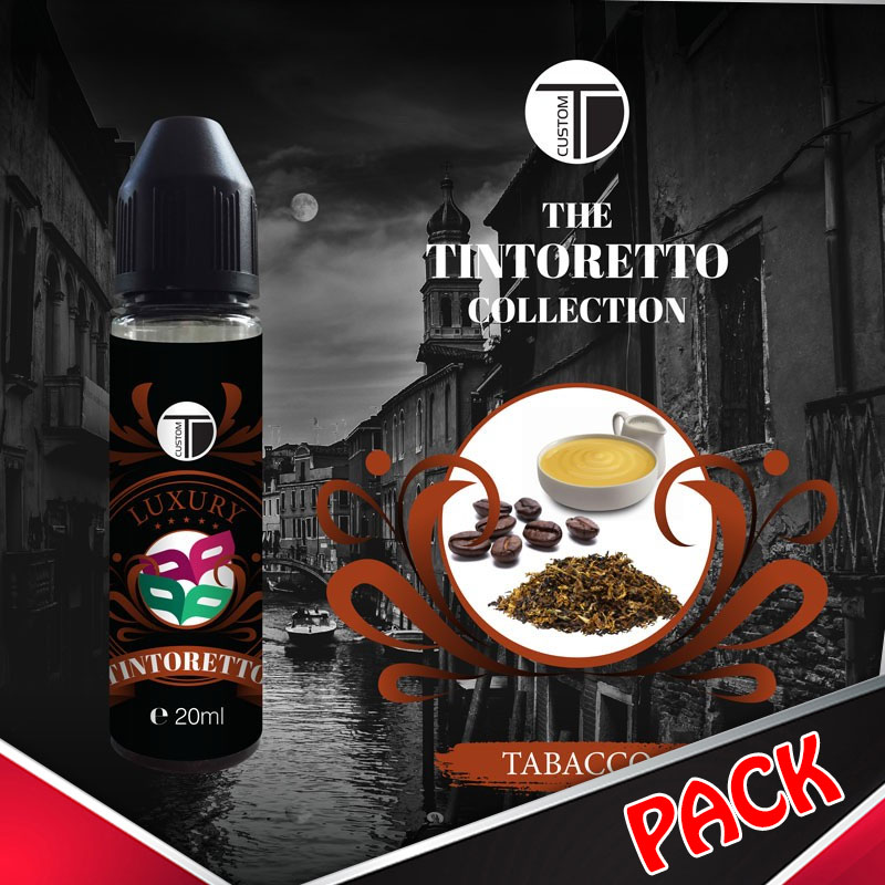 TD Custom Luxury Tintoretto Pack