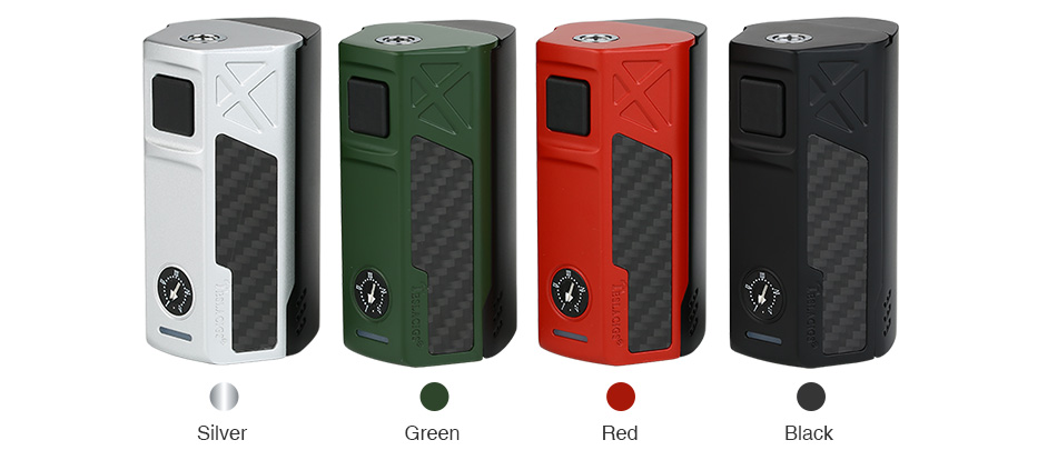 Tesla Invader 2/3 kit box mod