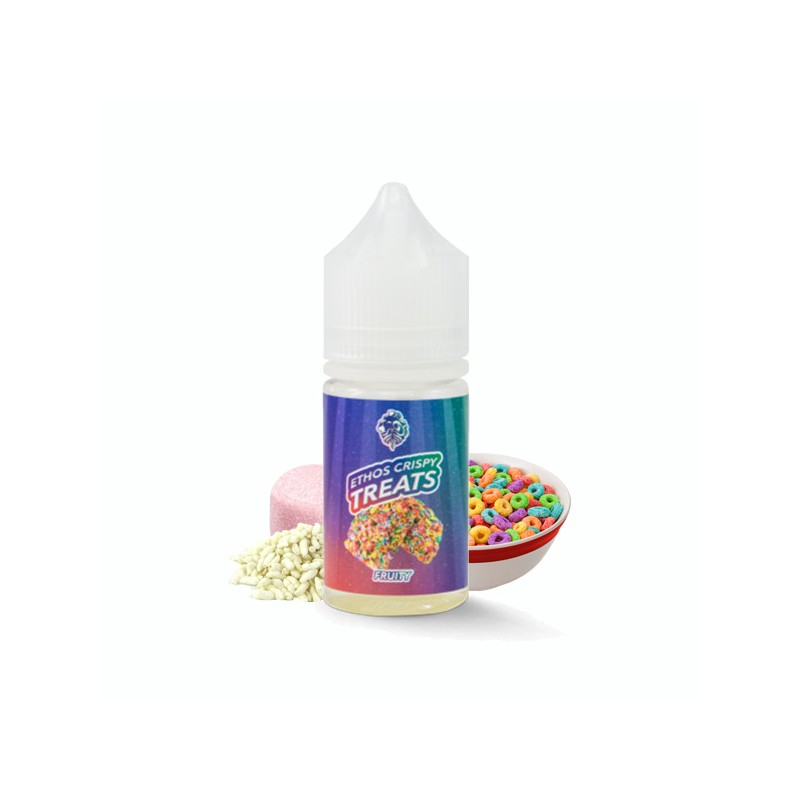 Ethos Vapors Crispy Treats Fruity Aroma Concentrato 30 ml Liquido per Sigaretta Elettronica