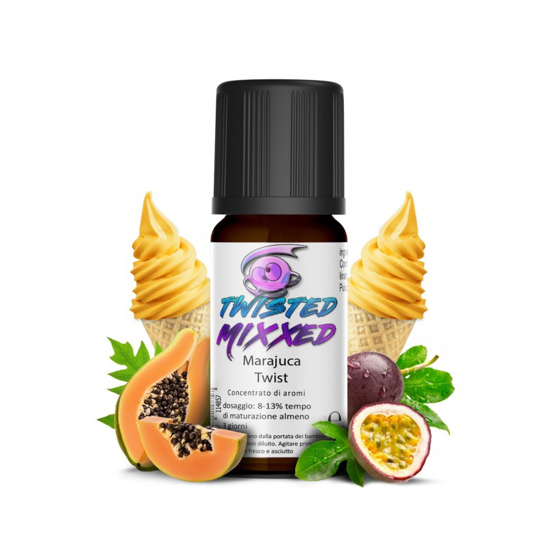Twisted Maracuja Twist Aroma 10ml