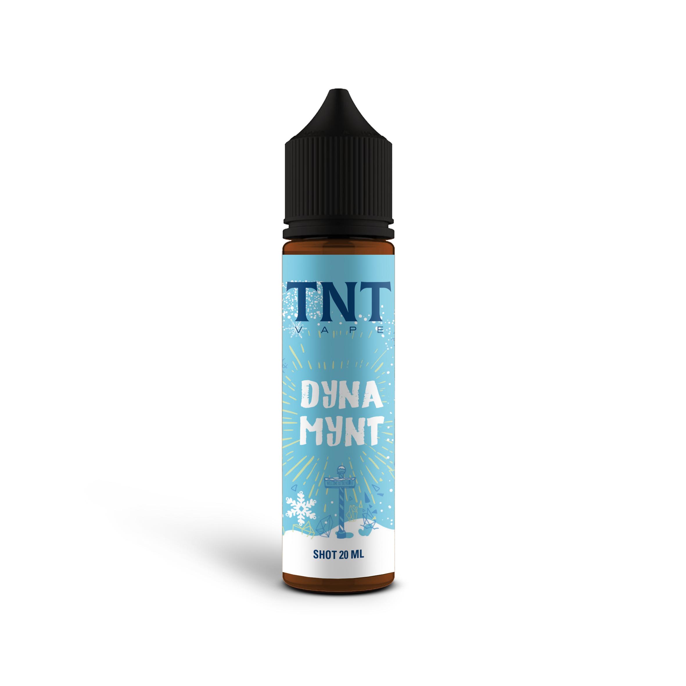 Tnt Vape Dyna Mynt Aroma Istantaneo 20ml