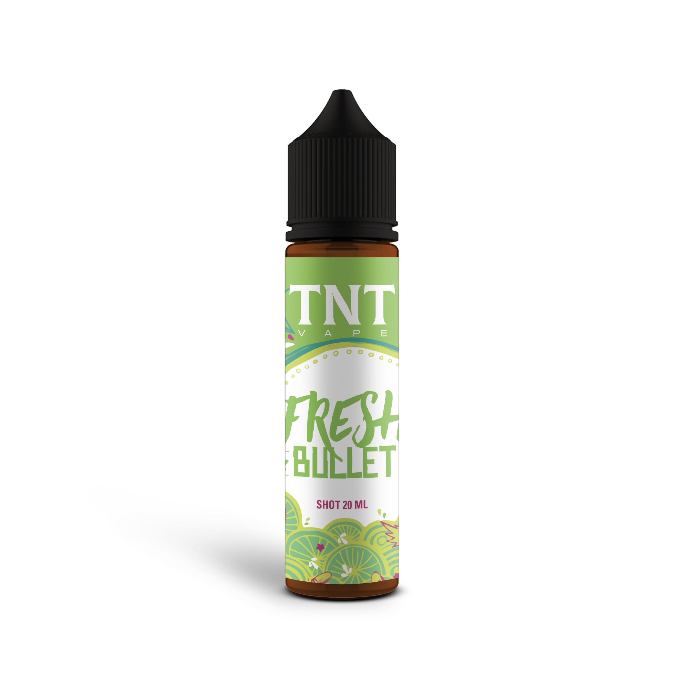 Tnt Vape Fresh Bullet Aroma Istantaneo 20ml