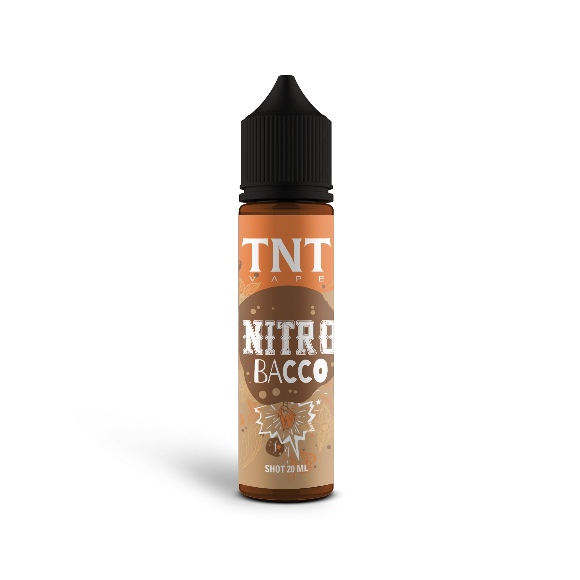 Tnt Vape Nitro Bacco Aroma Istantaneo 20ml